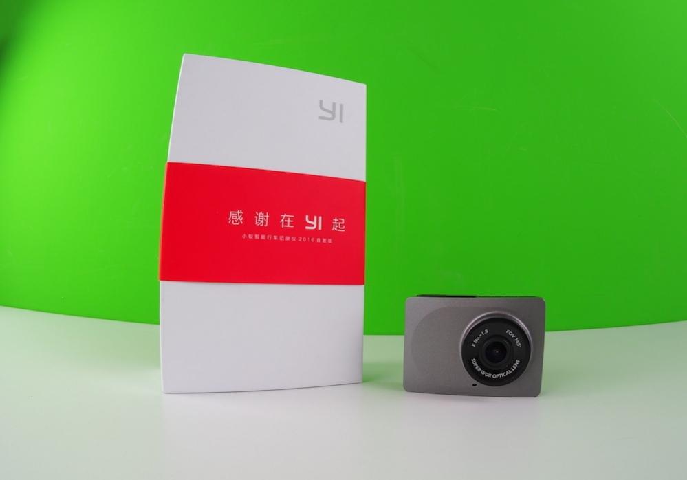 Xiaomi Yi Dashcam