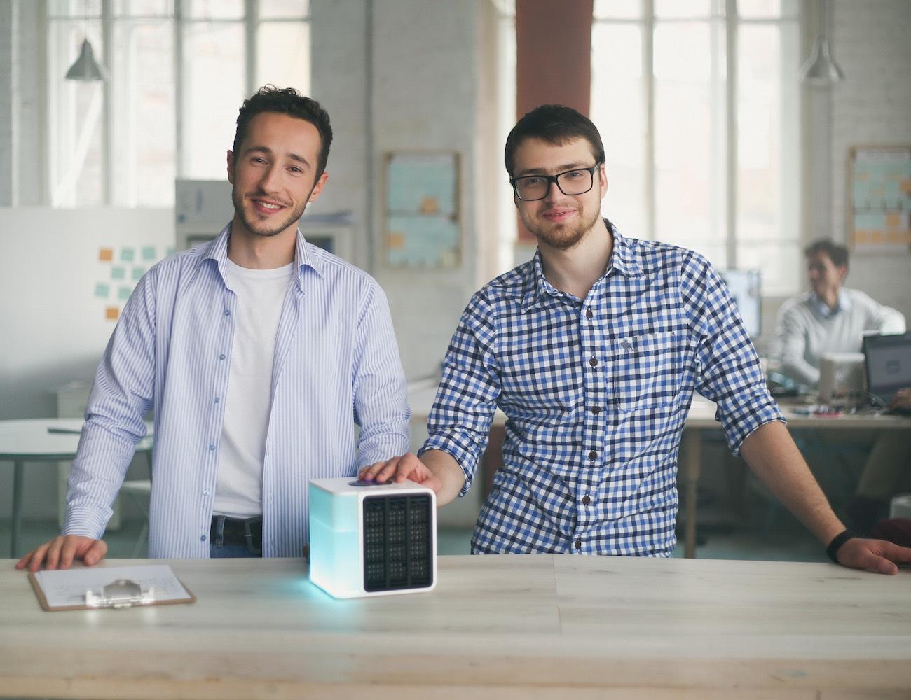 Evapolar, il condizionatore portatile ecofriendly