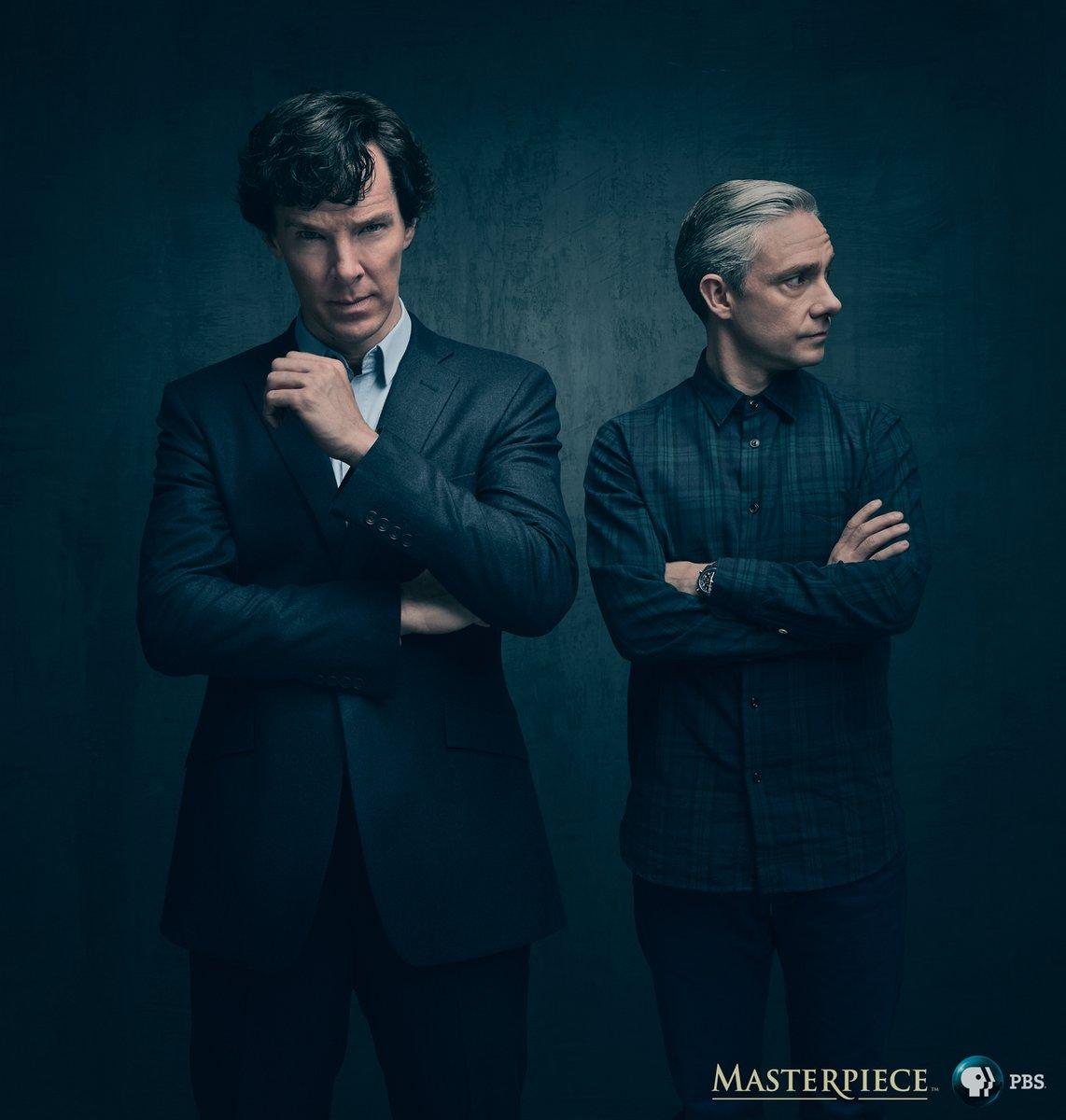 Sherlock 4, la prima foto ufficiale