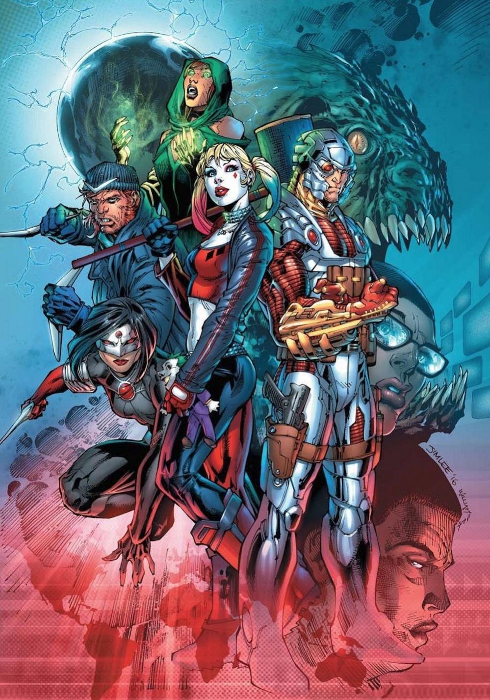 Suicide-Squad-Rebirth-Comic-Issue-1 2