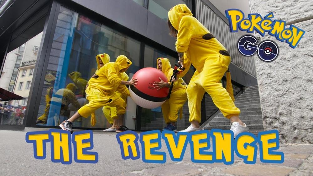 The Revenge of Pokèmon