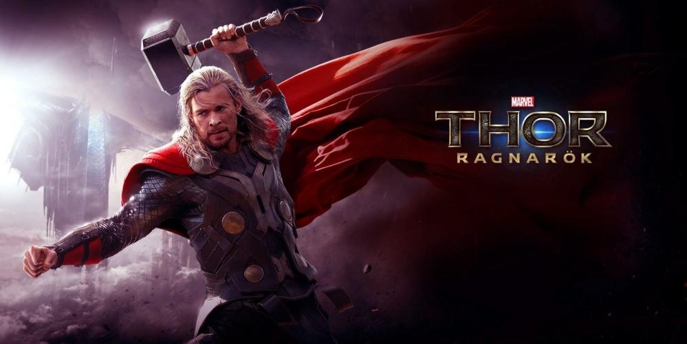 Chris Hemsworth è pronto alla guerra nel teaser poster di Thor: Ragnarok