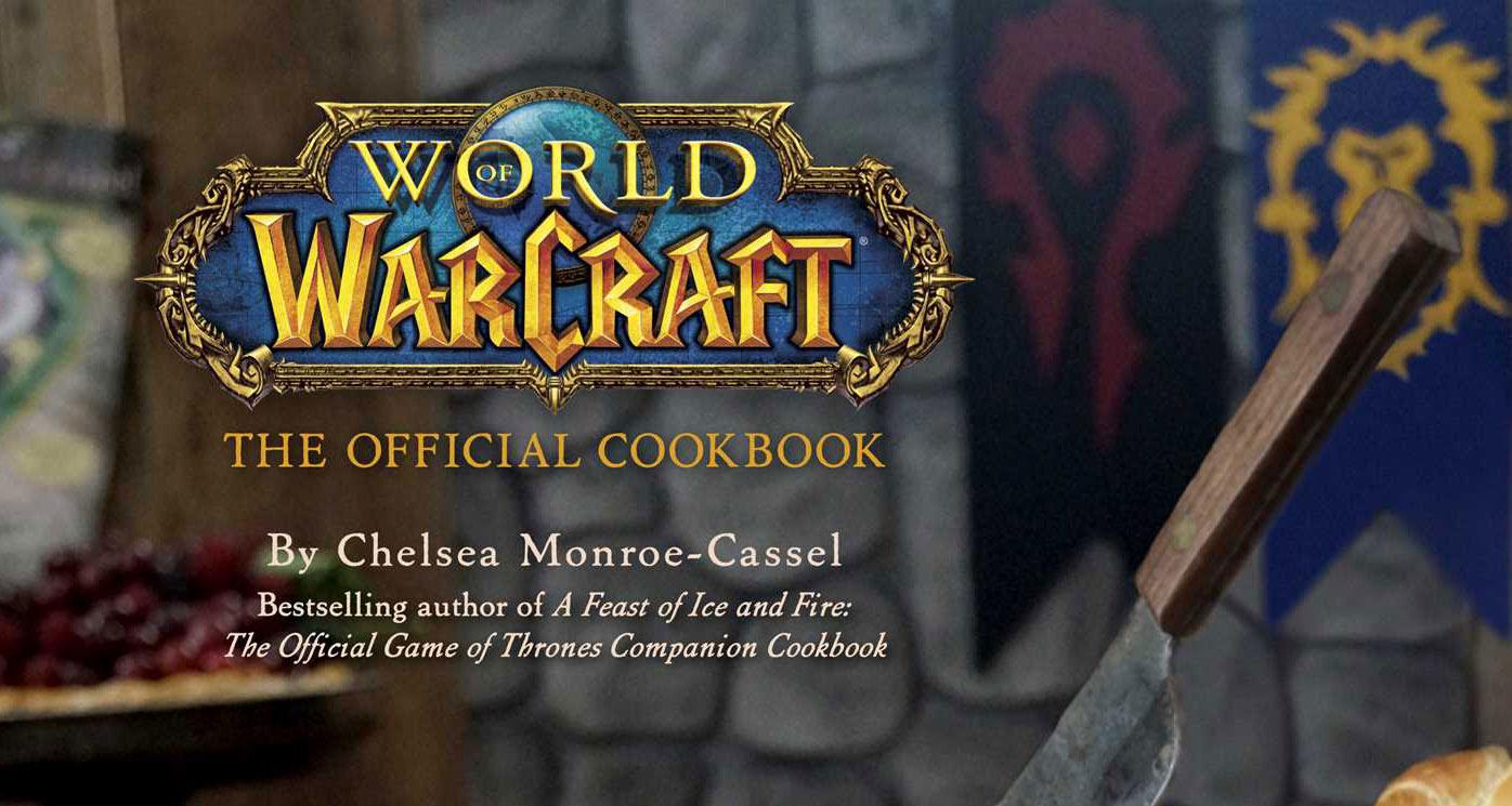 World of Warcraft, in arrivo il ricettario ufficiale