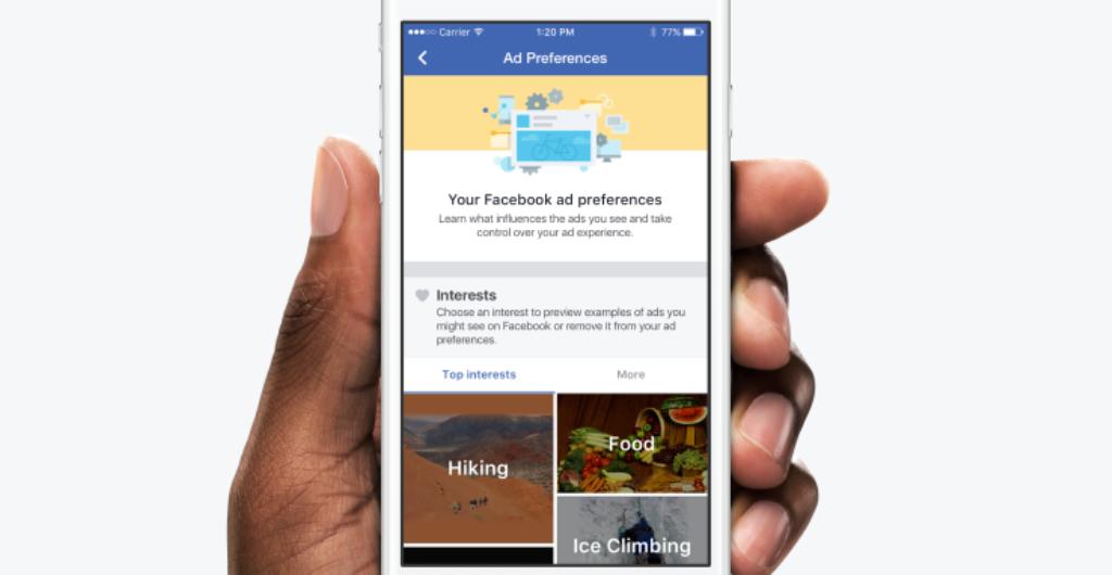 Facebook, guerra agli Adblocker