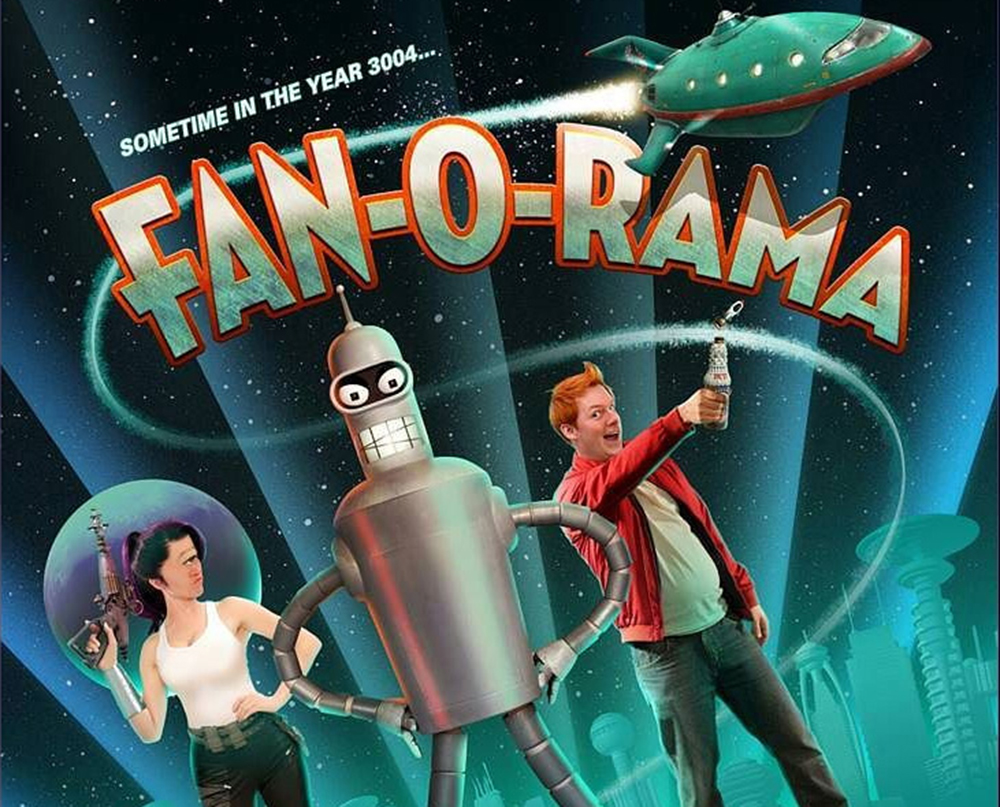 Fan-O-Rama: il live-action di Futurama