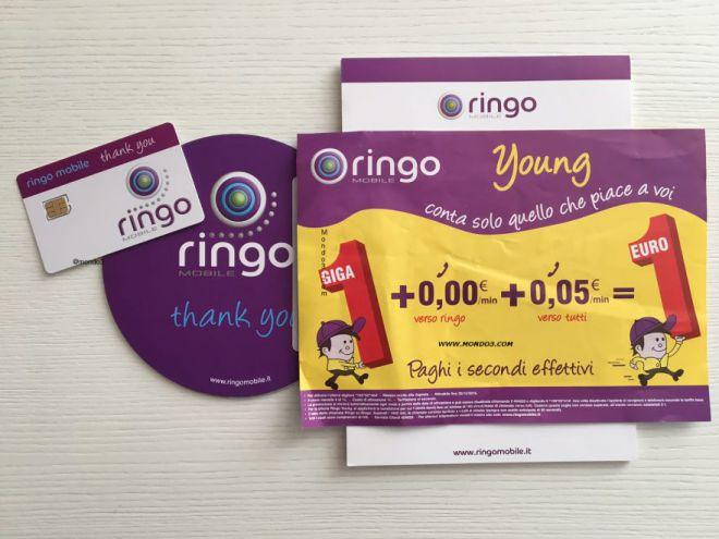 Ringo Mobile Young, la tariffa per i più giovani