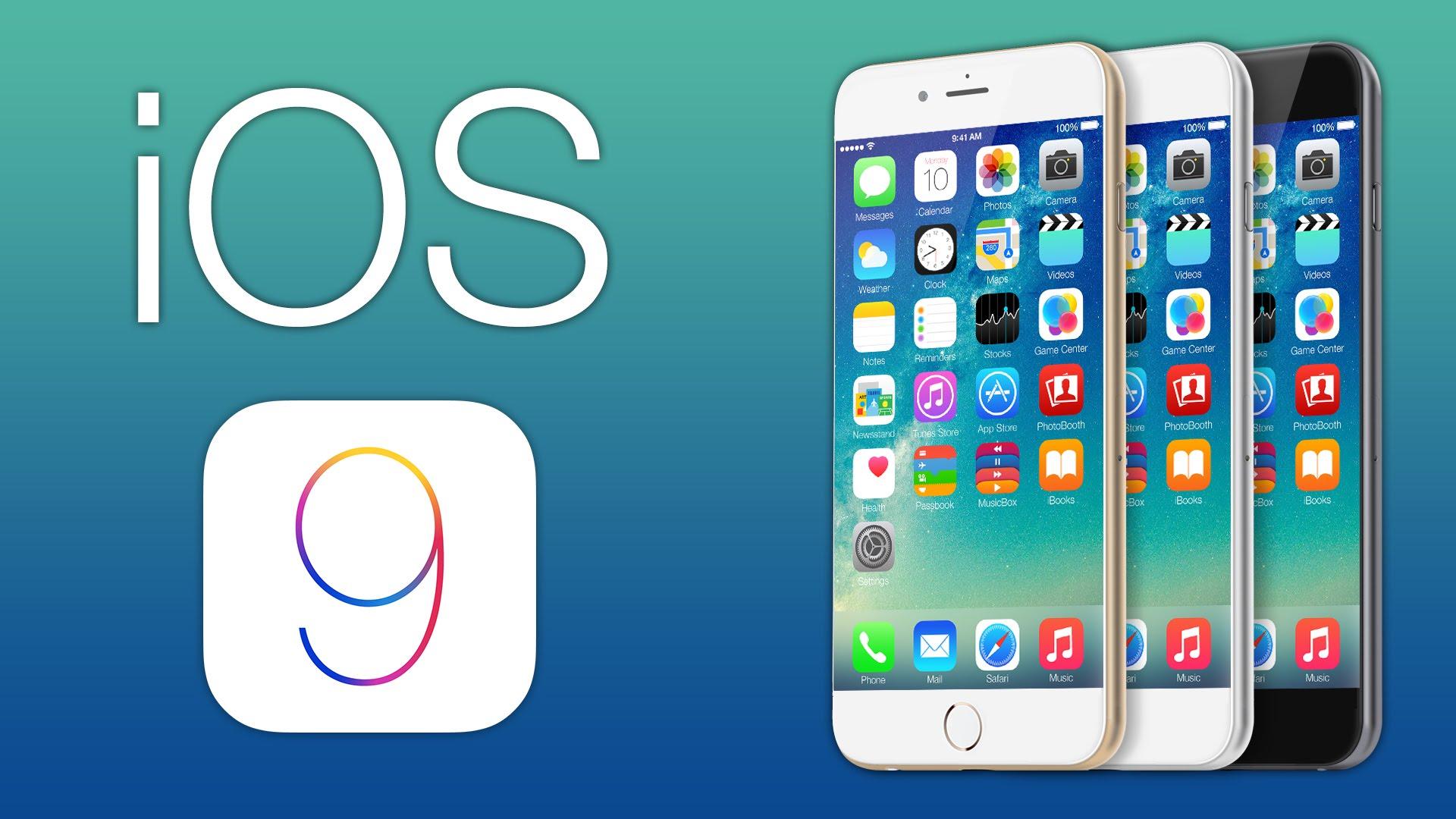iOS, disponibile l'aggiornamento 9.3.5