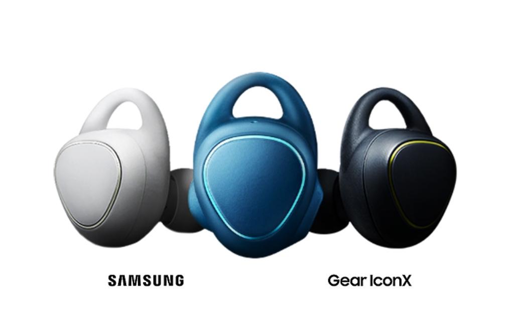 Samsung Gear IconX disponibili in Italia