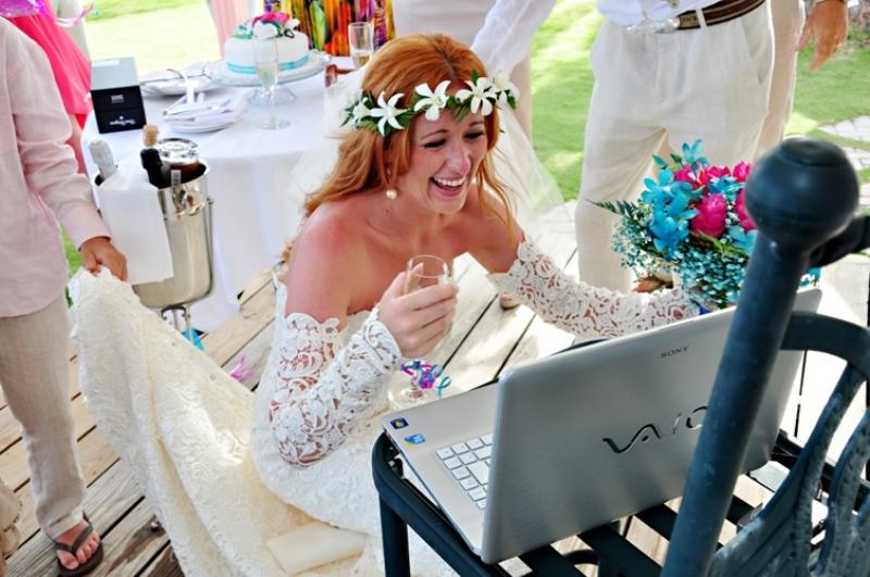 Matrimonio via Skype, valido per la Cassazione