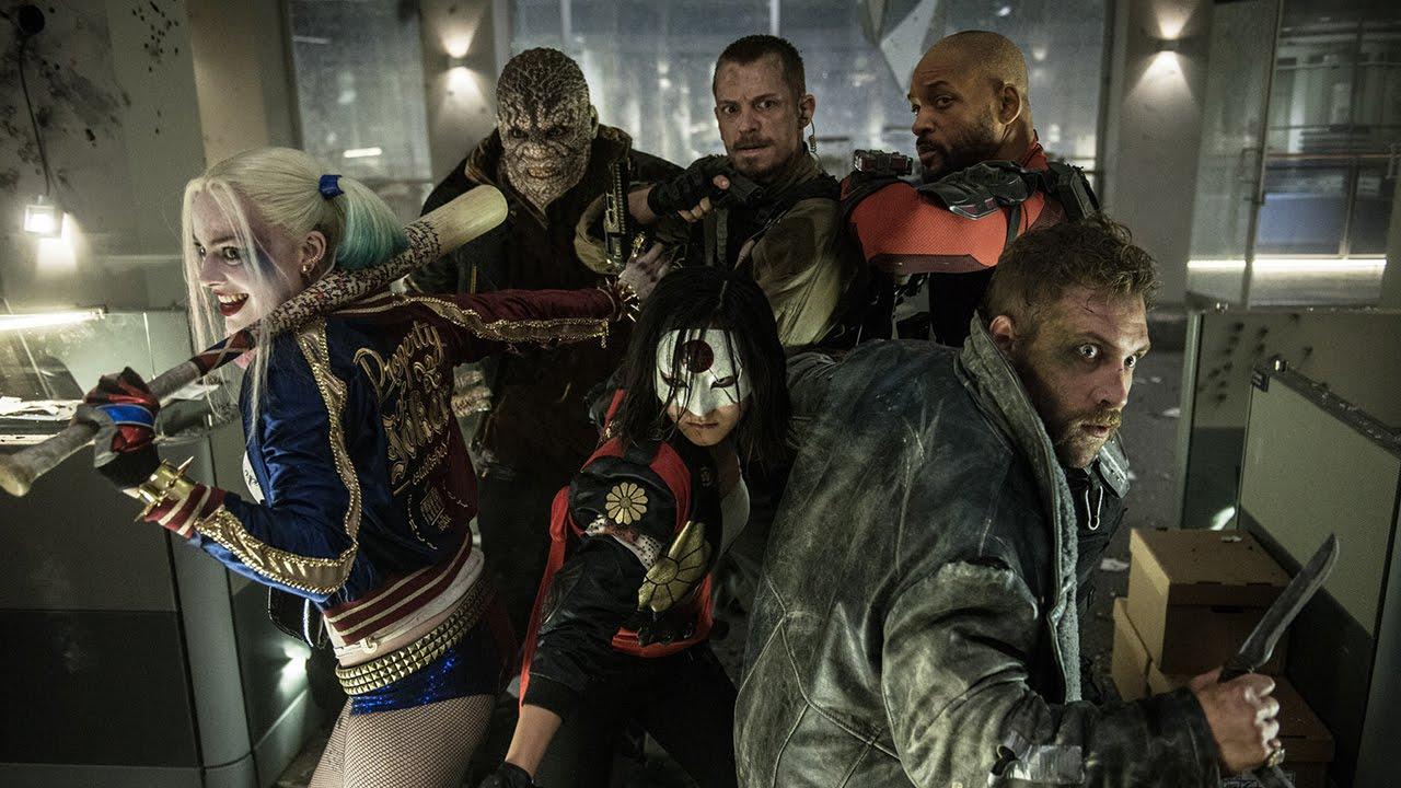 Suicide Squad ha avuto il set più pazzo del mondo