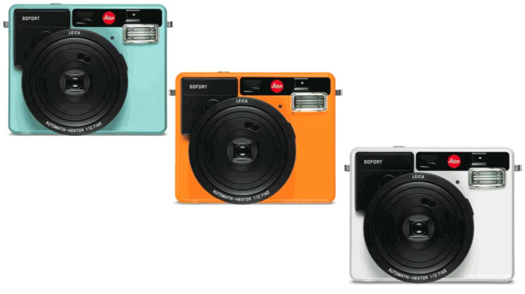 Leica Sofort a Photokina 2016