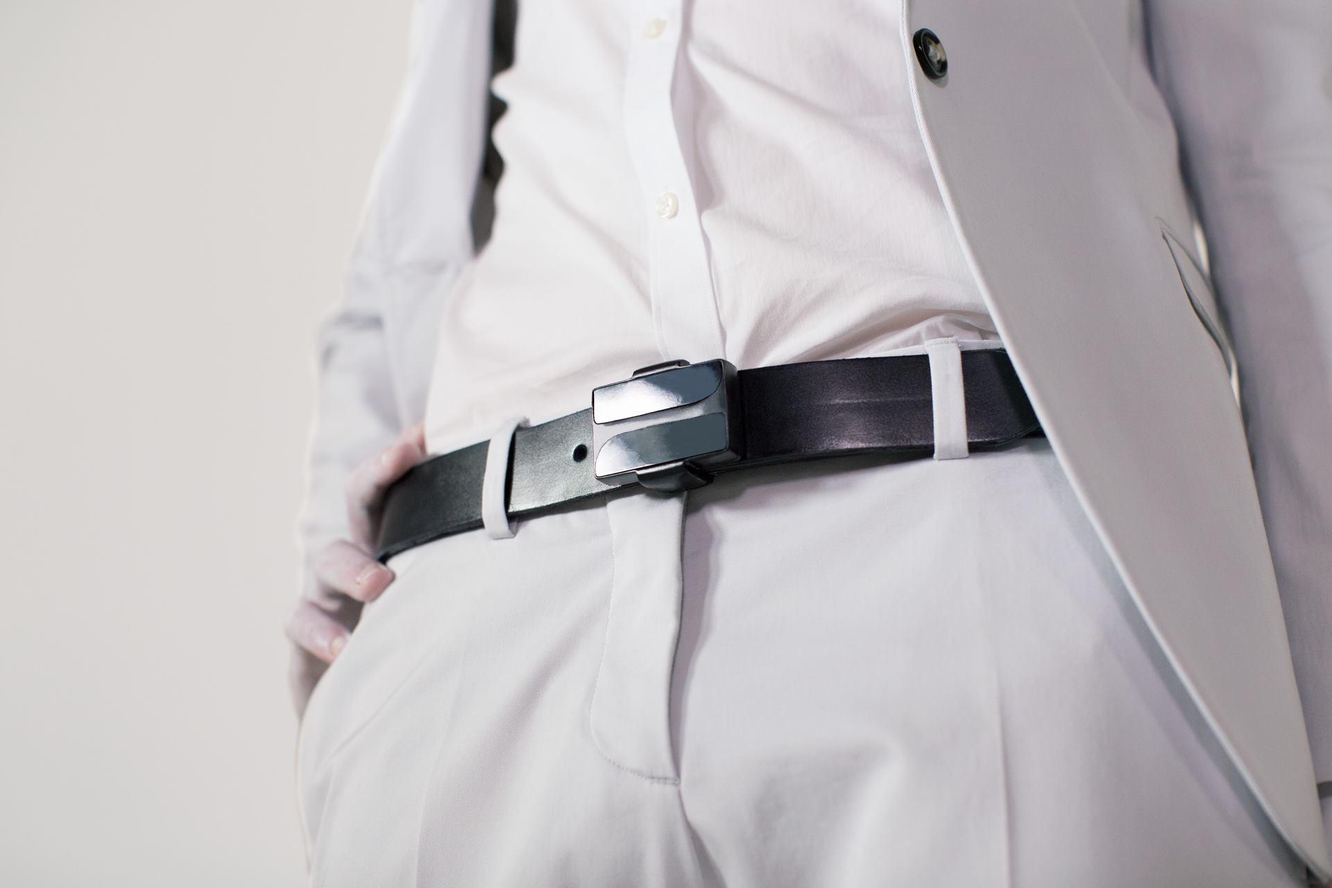 Ubivade, la cintura smart per la navigazione su strada
