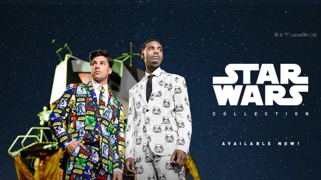 Oppo Suits, completi alternativi per nerd