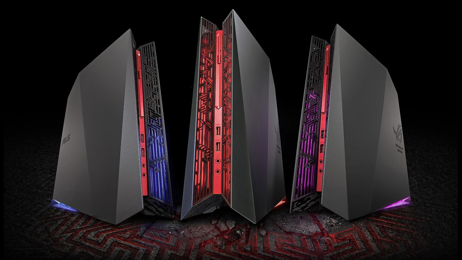 ASUS ROG G20CB aggiornato con Nvidia GeForce GTX 1080