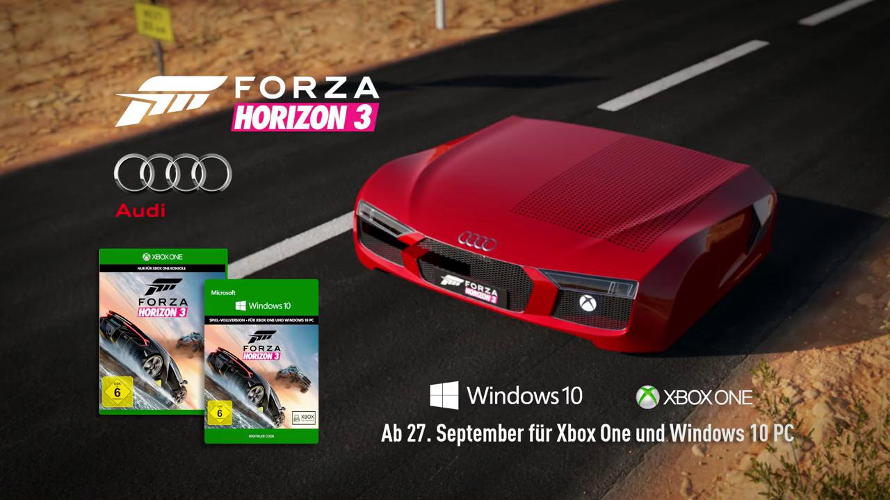 Xbox One Audi