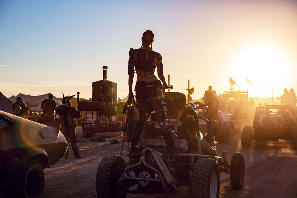 Wasteland, il Burning Man di Mad Max