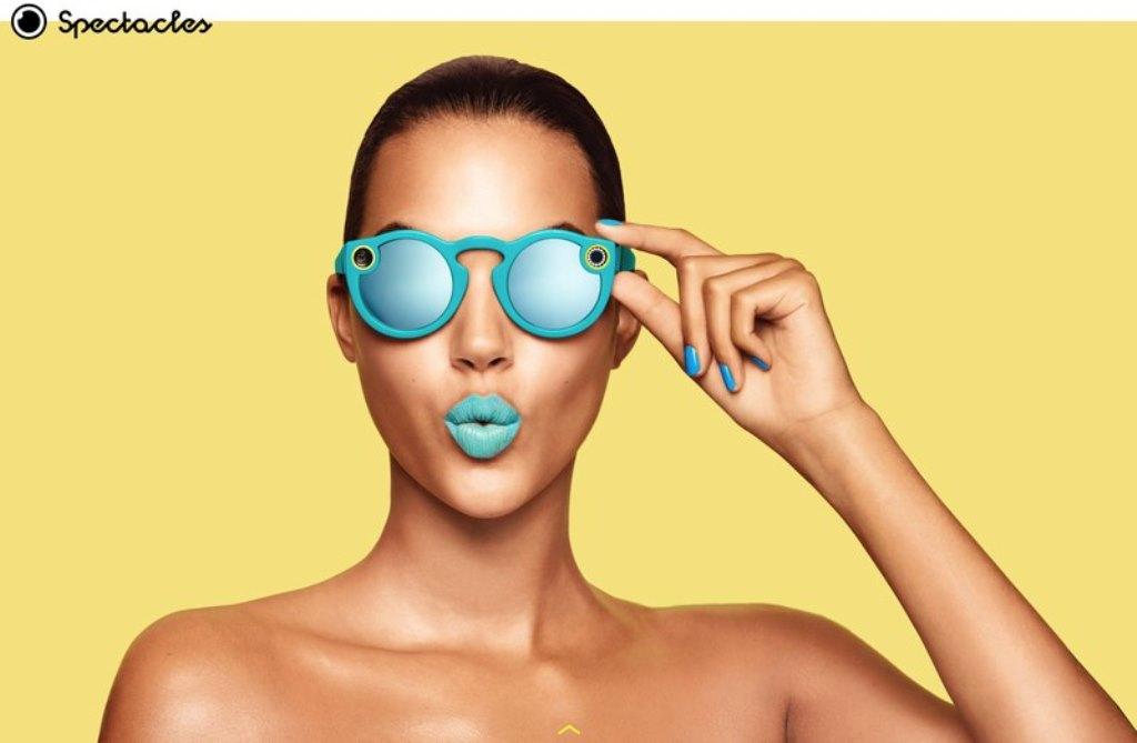 Spectacles, gli occhiali da sole per Snapchat