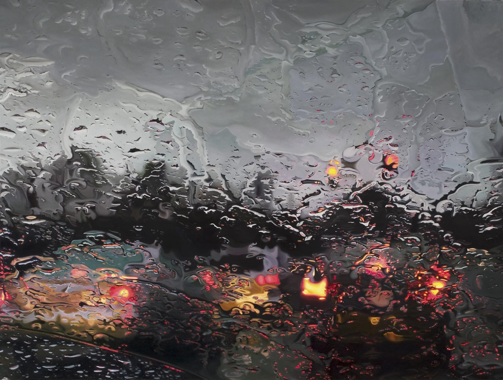 I dipinti attraverso il finestrino di Gregory Thielker