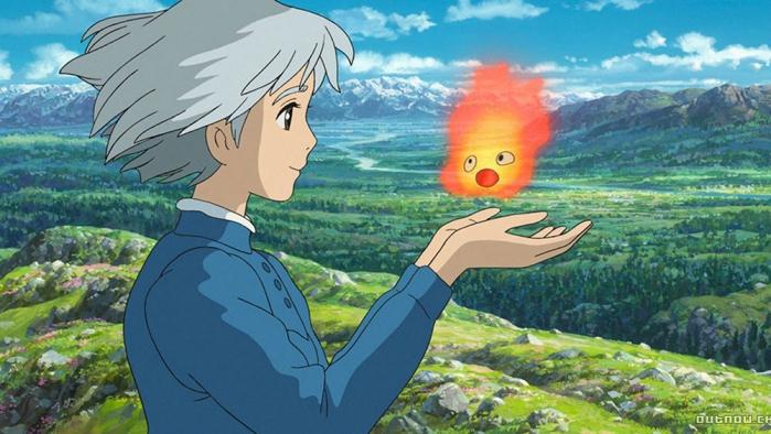 Hayao Miyazaki il castello errante di howl
