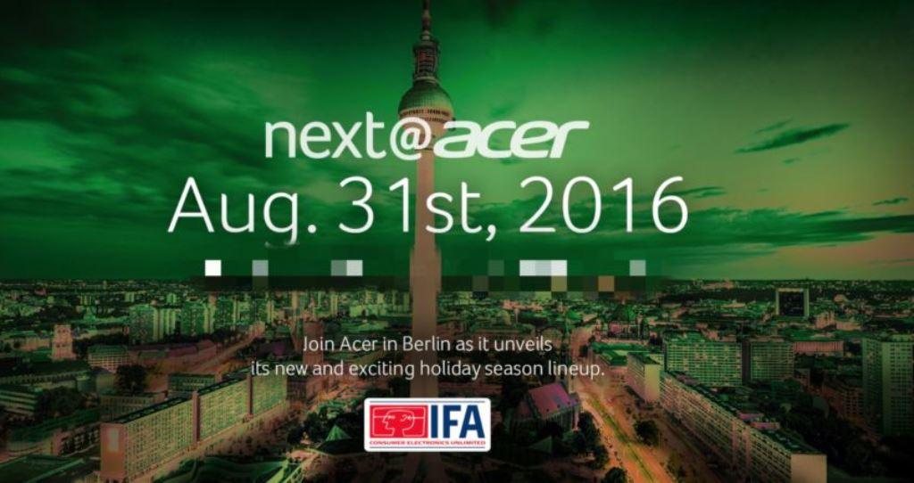 Acer: Iconia Talk S, Liquid Z6 e Z6 Plus a IFA 2016
