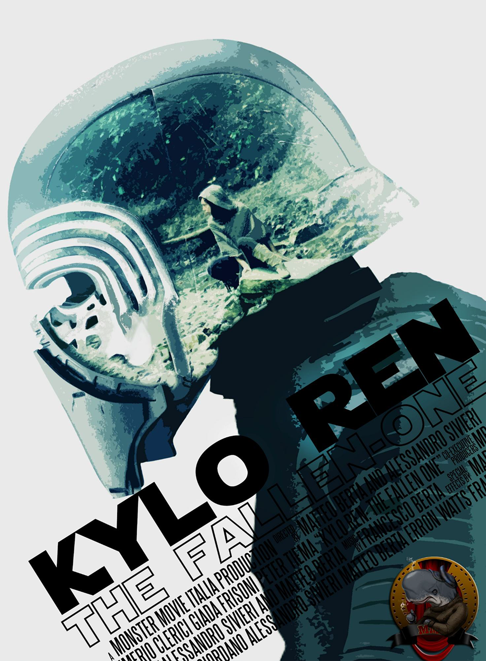 Kylo Ren: The Fallen-One