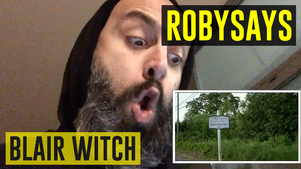 Blair Witch #RobySays