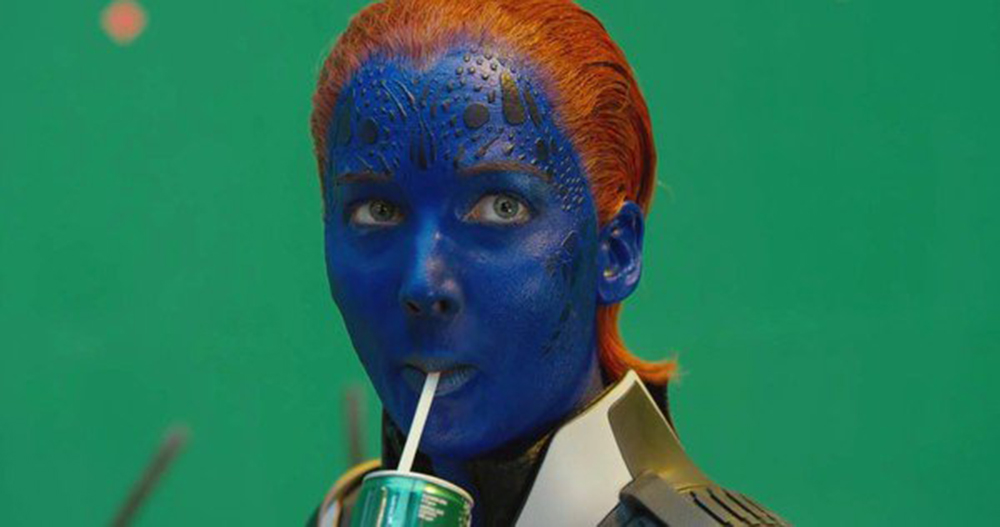 X-Men Apocalypse, tutti i blooper