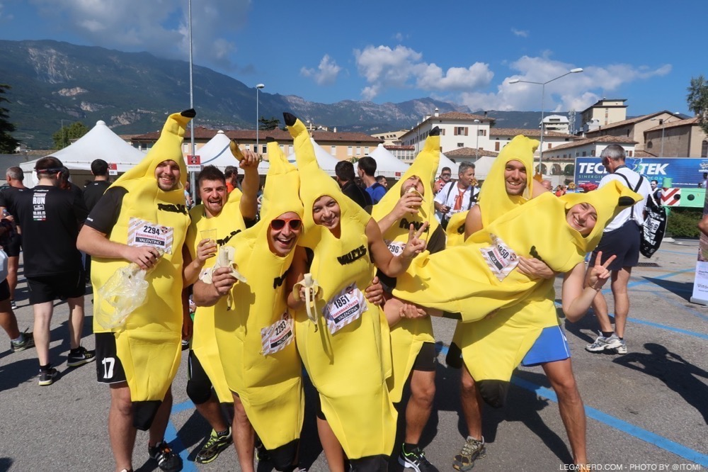 Fisherman's Friend StrongmanRun Italia 2016 Rovereto