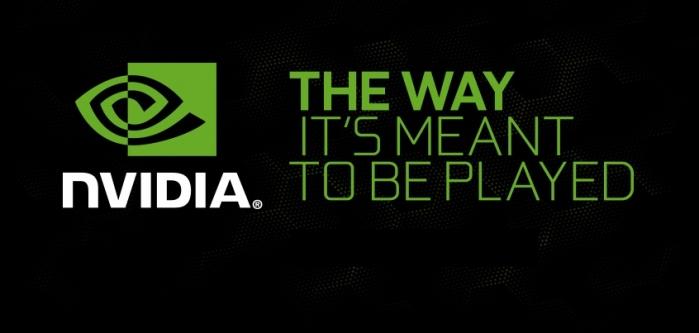 nvidia slogan