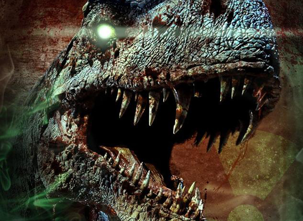 Arriva Z/Rex: The Jurassic Dead, il b-movie action-horror