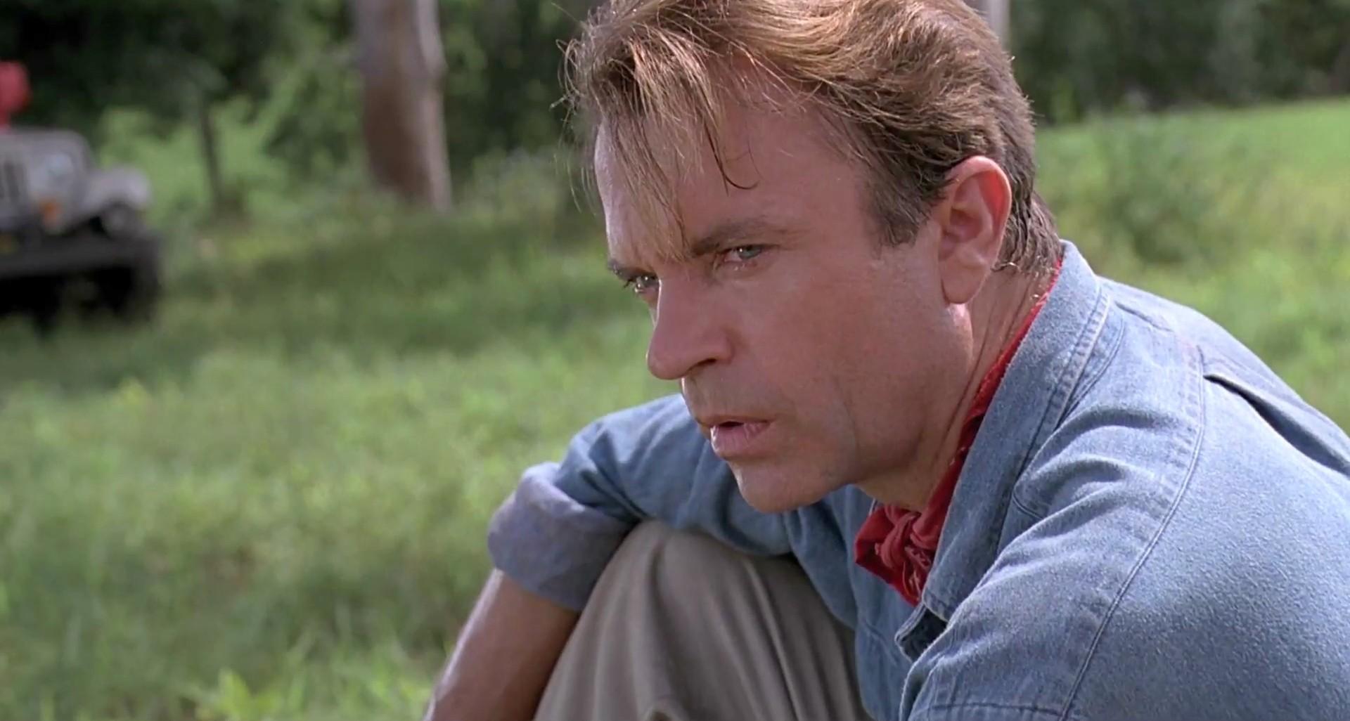 Jurassic World: Dominion - L'emozionante post di Sam Neill per la fine delle riprese