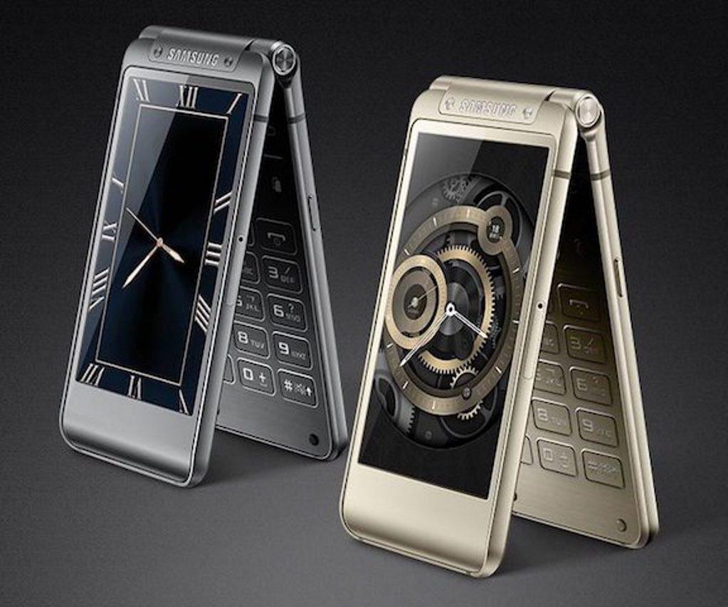Samsung Veyron, il ritorno degli smartphone a conchiglia?