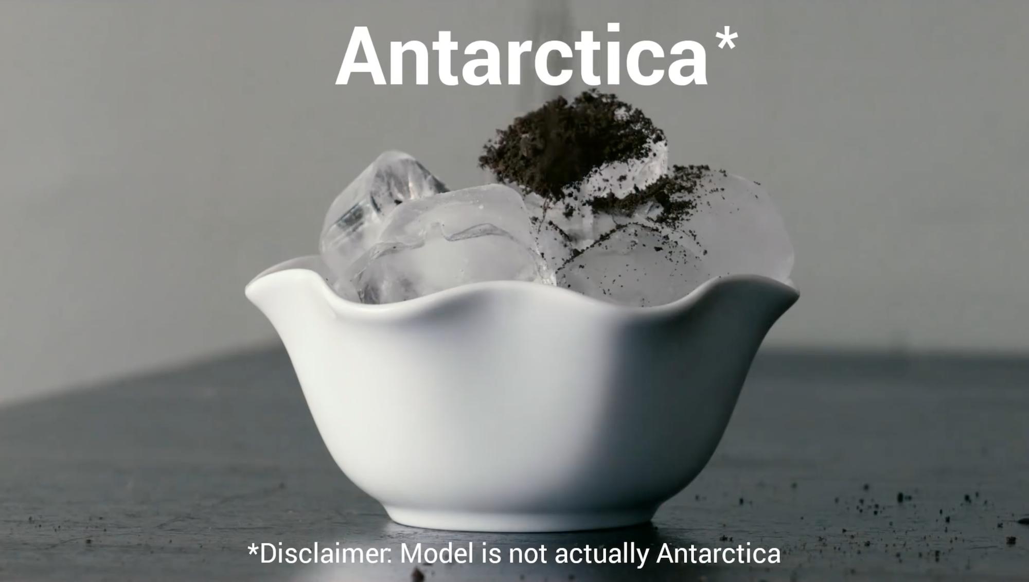 A history of Antarctica, la storia del sesto continente