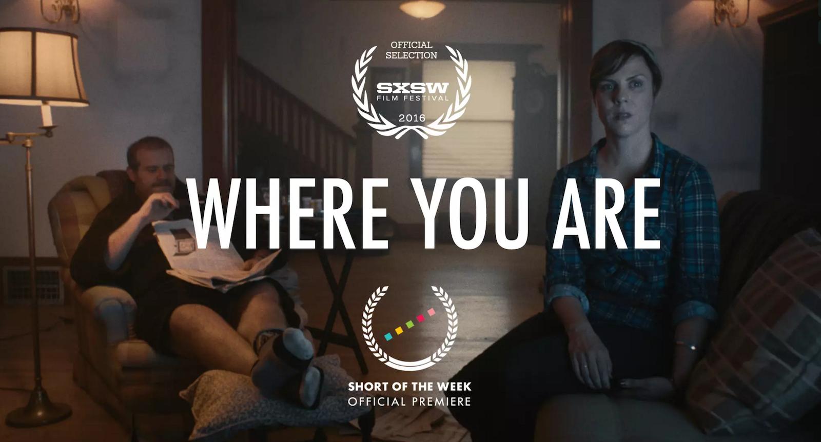 Where You Are, il corto sul rapporto tra madre e figlio