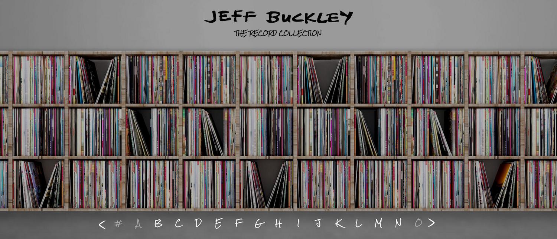 Esplora la collezione discografica di Jeff Buckley