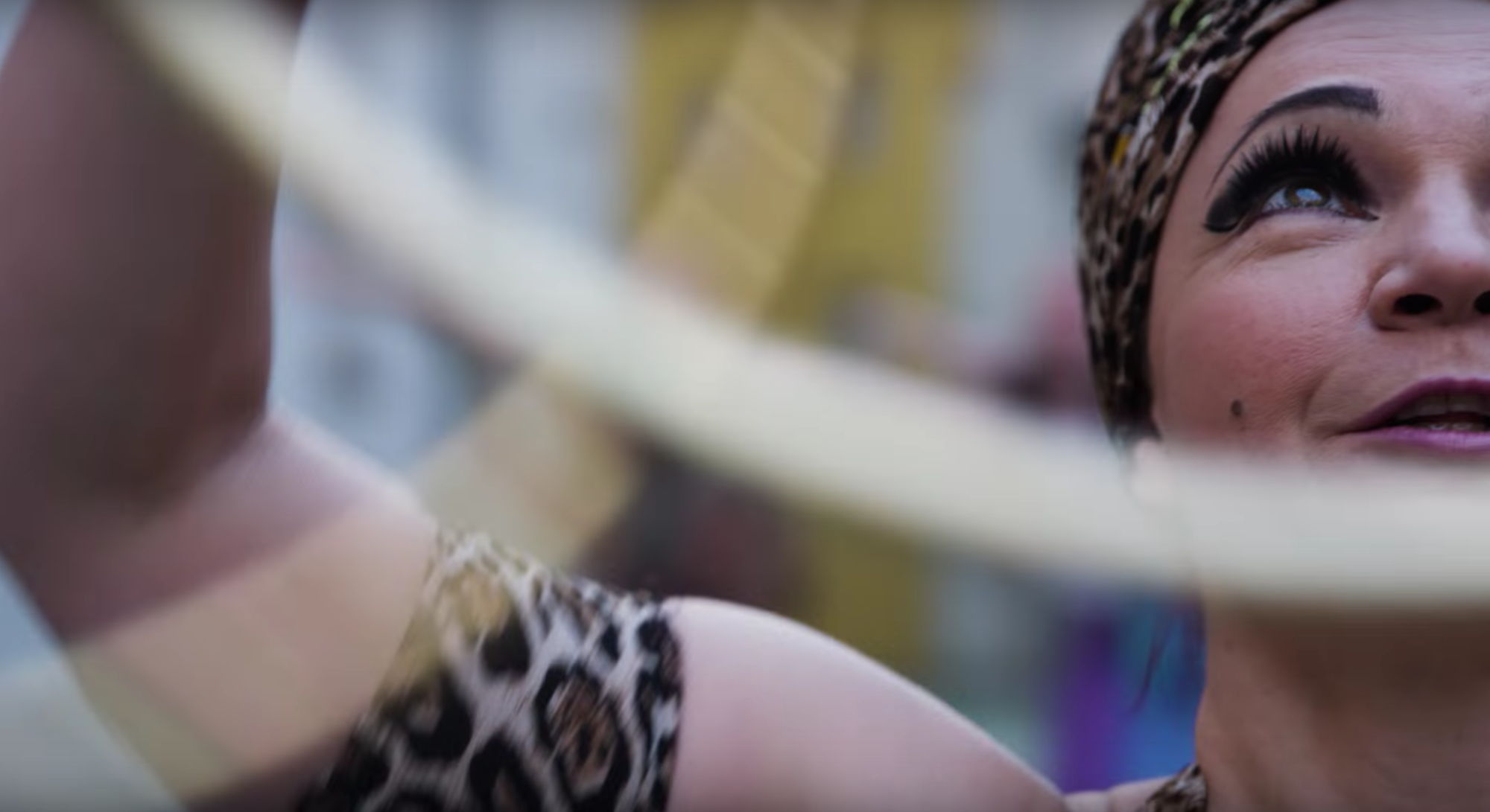 Circus Stunts, il videoclip musicale girato da Devinsupertramp