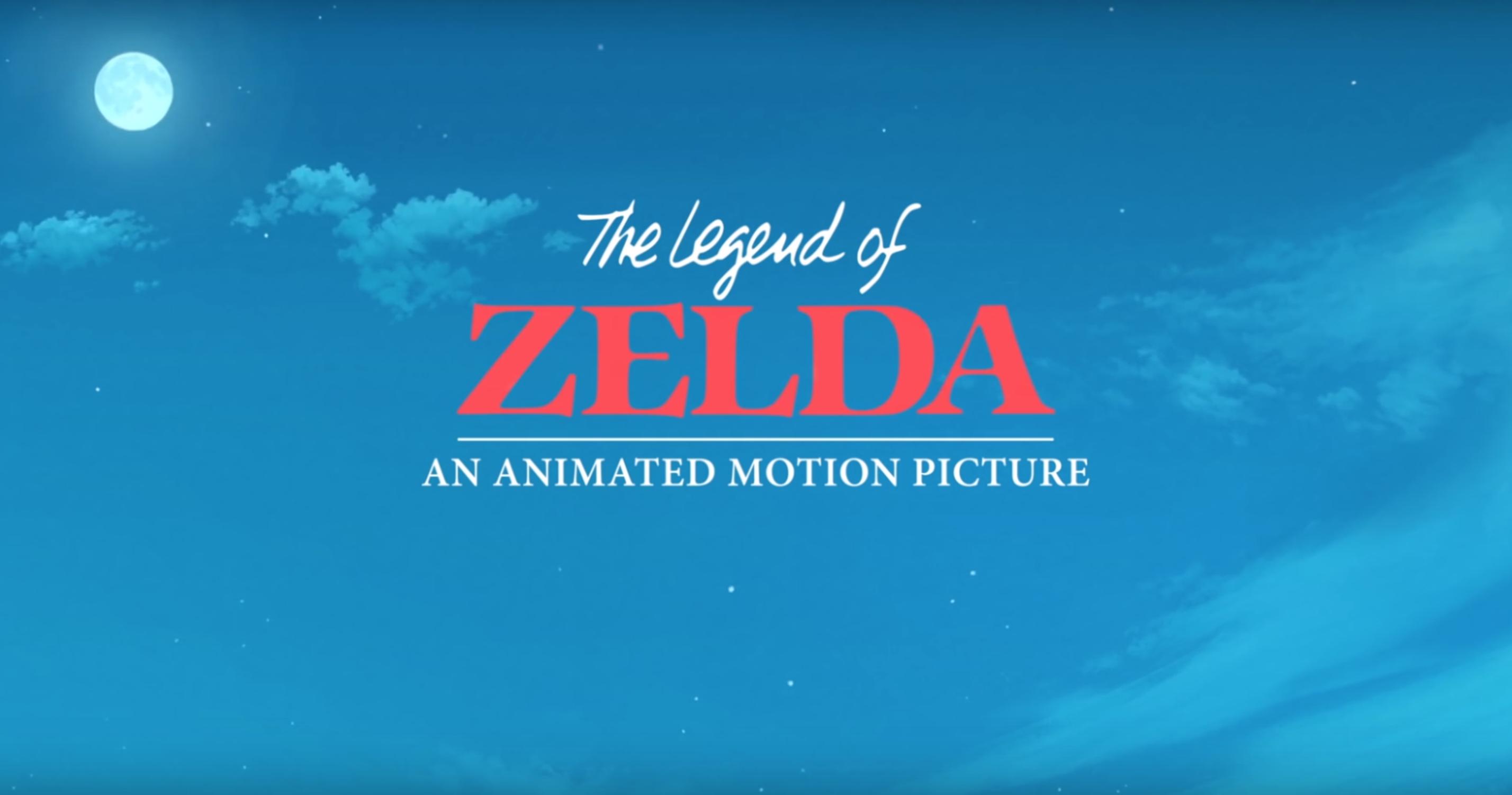 Zelda, il fan trailer in versione Studio Ghibli