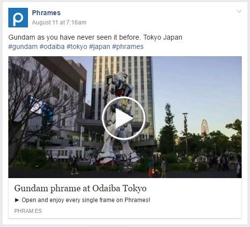 Odaiba Gundam Phrame