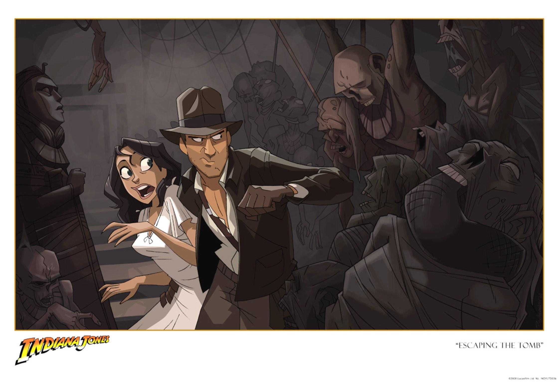 Indiana Jones, il film di animazione fan-made in arrivo a fine settembre