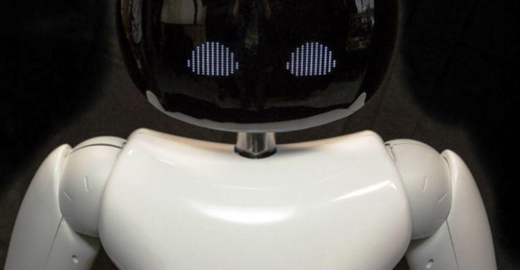 R1, il robot umanoide di IIT a Maker Faire Rome