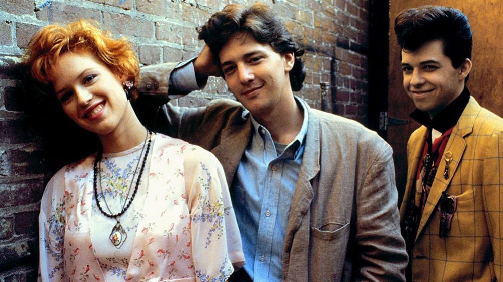 bella in rosa anni '80