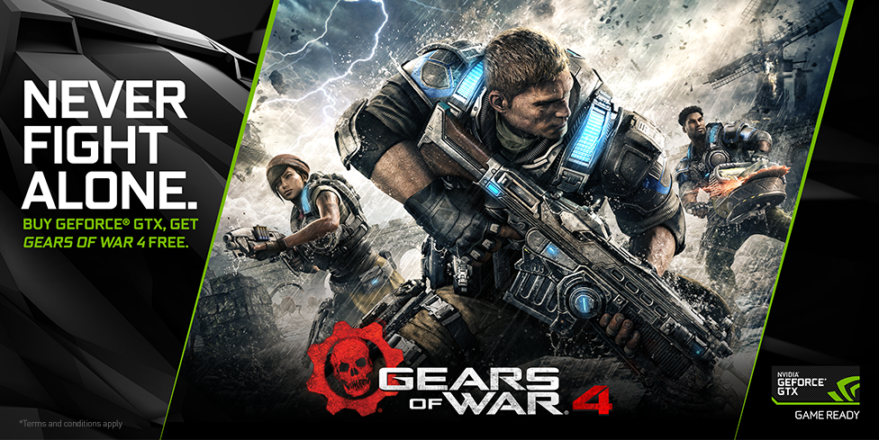 gears of war 4 bundle
