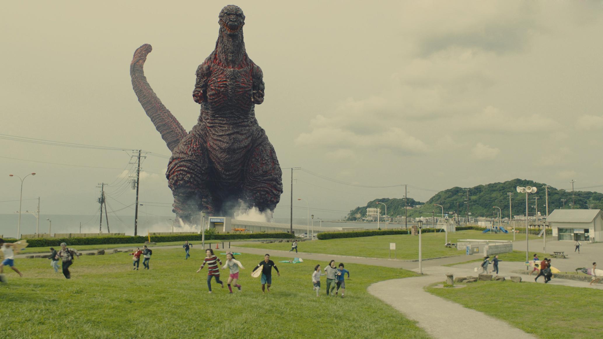Godzilla: Resurgence, nuovo trailer per il pubblico americano