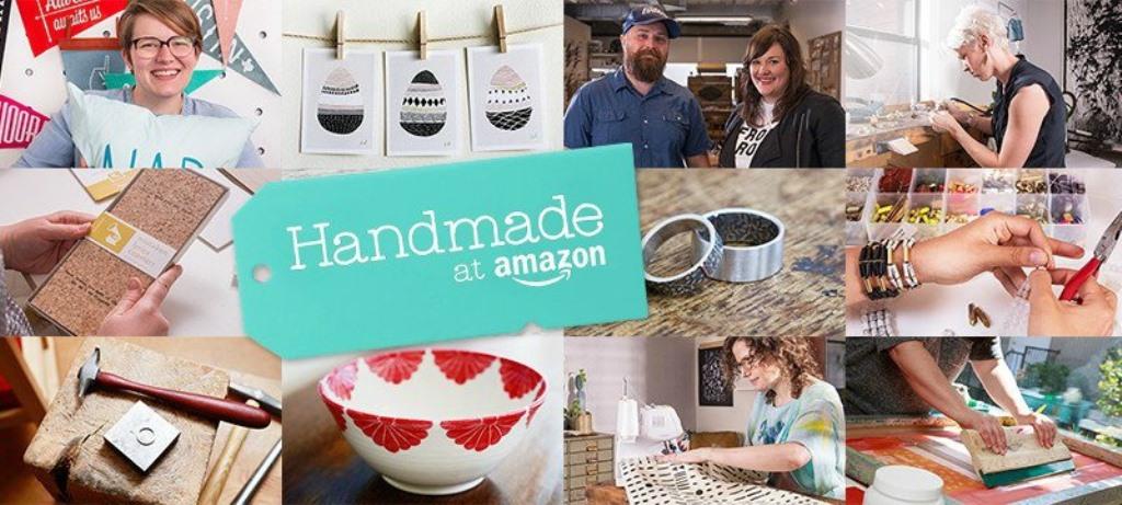 Amazon Handmade, la sezione dedicata all'artigianato