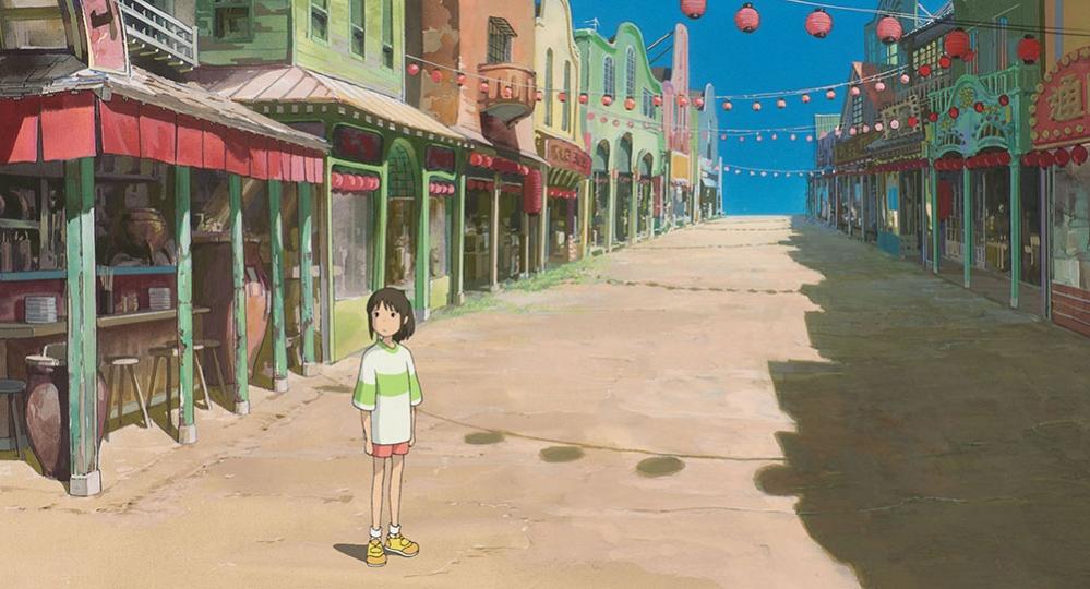 Hayao Miyazaki la citta incantata