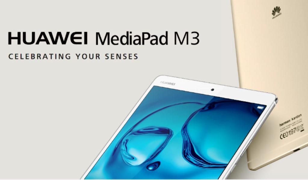 Huawei MediaPad M3 a IFA 2016