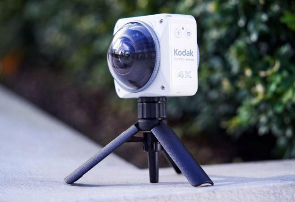 Kodak Pixpro 4KVR360 al Photokina 2016