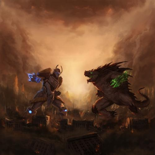 War Titans: Invaders Must Die