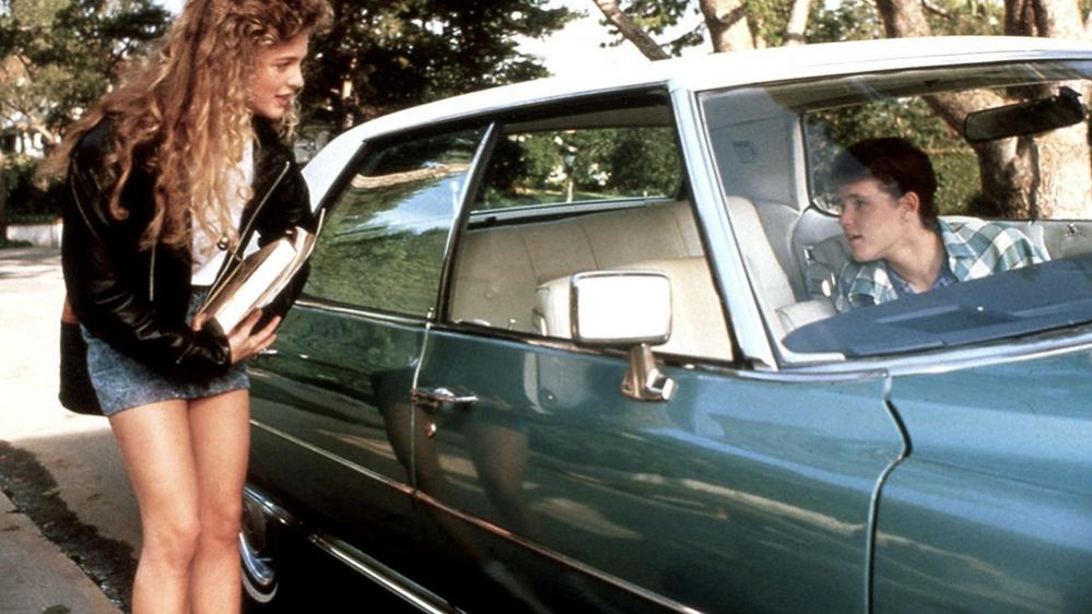 licenza di guida anni '80