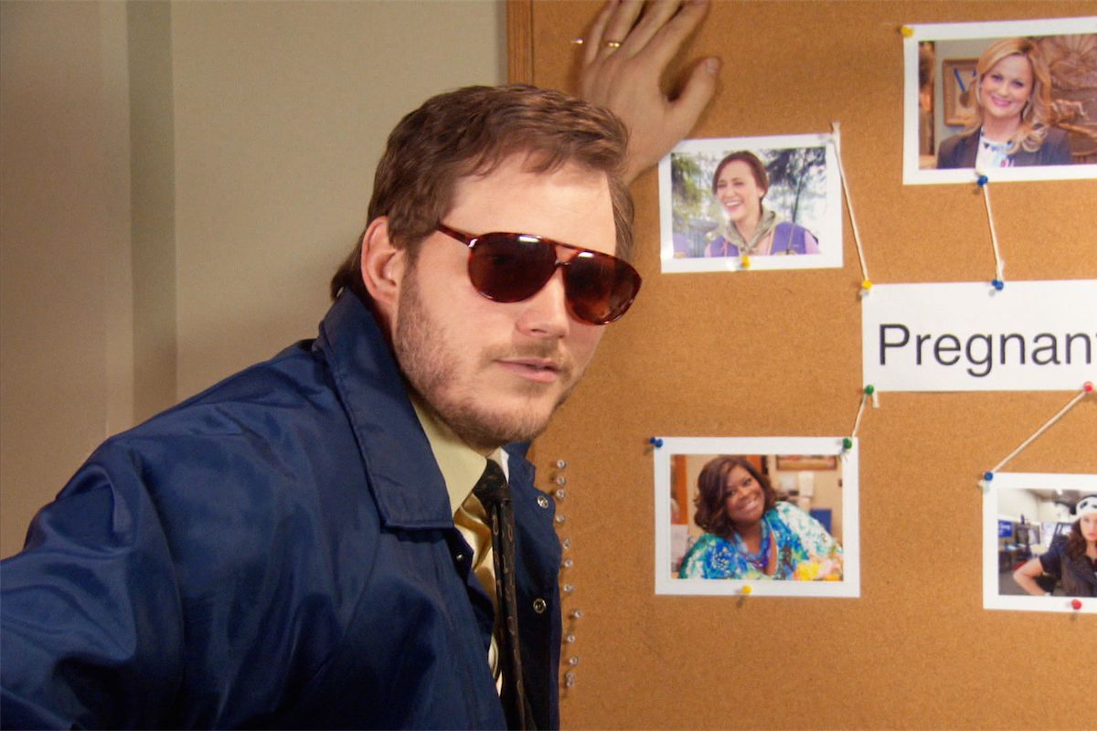 Chris Pratt e il trailer (fake) di Burt Macklin, FBI